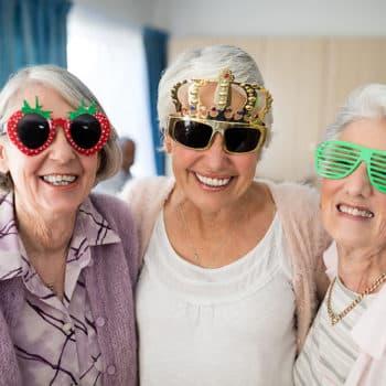 older americans co-living